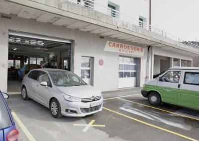 Tolerie Automobile Le Brassus